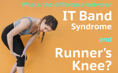 IT Band Syndrome Vs Runner's Knee